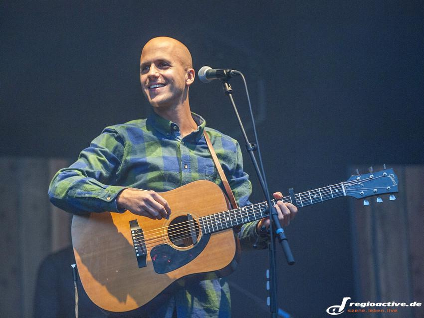 Milow (live in Hamburg, 2014)