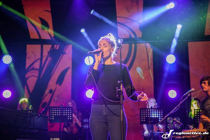 London Grammar (live beim SWR3 New Pop Festival, 2014)