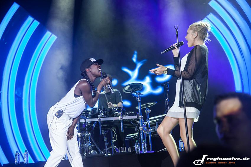 Clean Bandit (live beim SWR3 New Pop Festival, 2014)