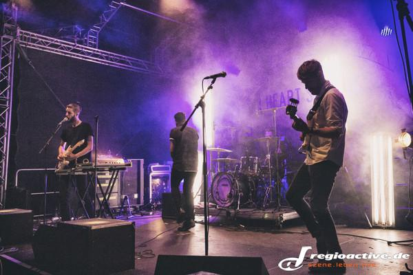 Tanzbar - Fotos: I Heart Sharks live beim Soundgarden Festival 2014