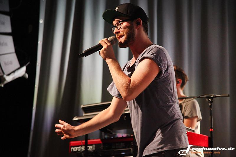 Mark Forster (live in Mannheim, 2014)